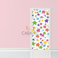 Παιδικό Αυτοκόλλητο Πόρτας με αστεράκια Decals, Home Decor, Tags, Decoration Home, Room Decor, Sticker, Decal, Home Interior Design, Home Decoration