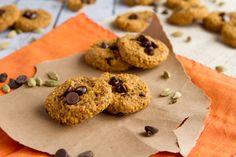 Quinoa Sweet Potato POW! Breakfast Cookies: http://www.healthfulpursuit.com/2013/11/quinoa-sweet-potato-pow-breakfast-cookies/