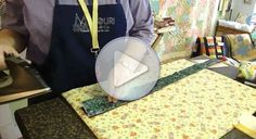 Jenny Doan demonstrates the magic of tube sewing...great tut!