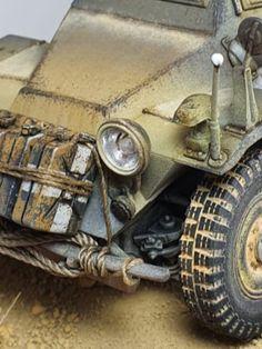Scale Models, Monster Trucks, Tanks