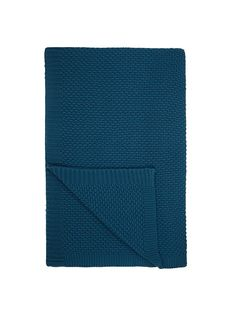 Buy Dark Spruce John Lewis & Partners Textured Knitted Throw from our Throws, Blankets & Bedspreads range at John Lewis & Partners. Blue Throws, Cotton Throws, Knitted Throws, Velvet Bedspread, Velvet Quilt, Quilted Bedspreads, Faux Fur Throw, Fleece Throw, Soft Furnishings