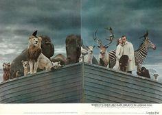 london fog ad, 1965