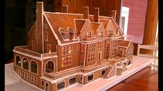 What do you think about this gingerbread house ?