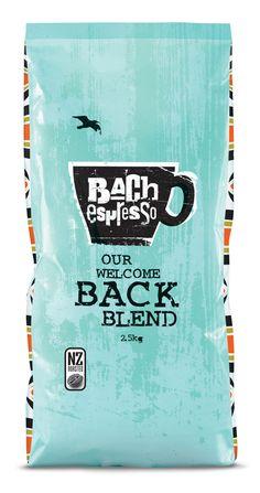 texture Bach Espresso brand reinvigorated by Coats Design, NZ