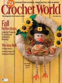 Crochet World  №5 October 2016