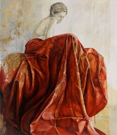How To Paint Folds In Fabric With Oils