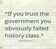 Failed history