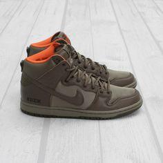 Nike SB Dunk High X Kozik