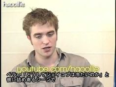 "JAPAN New Moon Interview 2009 Part 1  0:03 what were you conscious of during the filming? 0:23 what did you think when you saw the finished film? 0:41 favorite scene 1:08 the scene you struggled with 1:32 what do you think of Japan? it's your first visit in 8 months 1:57 have you changed in any way (in this 8 months)? 2:33 ""Please watch New Moon"" :)"
