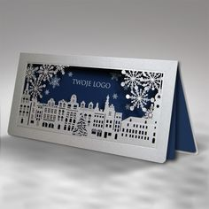 christmas cards laser cut