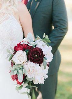 Something Borrowed Blooms Crochet Wedding, Wedding Fabric, Wedding Paper, Our Wedding, Fall Wedding Bouquets, Bridesmaid Bouquet, Wedding Flowers, Wedding Dresses, Wedding Flower Alternatives