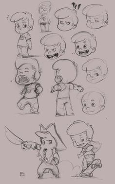 designwilly ✤ || CHARACTER DESIGN REFERENCES | Find more at https://www.facebook.com/CharacterDesignReferences if you're looking for: #line #art #character #design #model #sheet #illustration #expressions #best #concept #animation #drawing #archive #library #reference #anatomy #traditional #draw #development #artist #pose #settei #gestures #how #to #tutorial #conceptart #modelsheet #cartoon #toddler #baby #kid