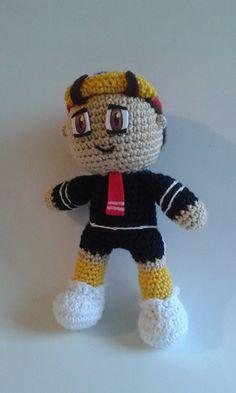 El eterno amigo del chavo con el que comparte el día a día en la vecindad, creada por el super comediante Chespirito, hecha a mano en crochet, por manos de madres, hermanas, hijas, abuelas y tías. #amigurumi #crochet #handcraft #chespirito #kiko #elchavodelocho #elchavo #lavecindaddelchavo #trabajoAmano #supercomediante #latinoamérica #chespiritomexico Facebook Sign Up, Crochet Hats, Grandmothers, Mothers, Sisters, Sons, Meet, Amigurumi, Knitting Hats