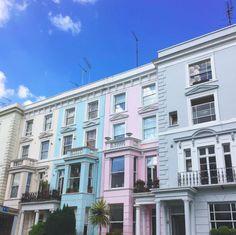 Notting Hill, London | Visual walking tour