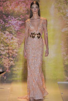 Sfilata Zuhair Murad Paris - Alta Moda Primavera Estate 2014 - Vogue