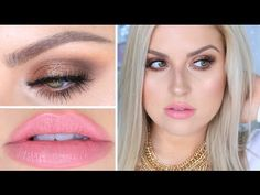 Todays video is a 2in1 makeup and hair tutorial! Super straight hair and sexy smouldering smoky eyes using my bhcosmetics Shaaanxo palette! - Get 3 eSalon pr...