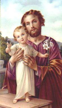 Il coraggio di guardare il cielo: San Giuseppe Sposo della Beata Vergine Maria - 19 ...