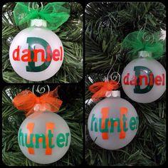 Homemade ornament ideas