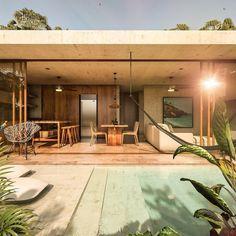 #Mexico #CloseToTheBeach #NAR Mexico Real Estate, Tulum Mexico, Places To Visit, Mansions, House Styles, Beach, Outdoor Decor, Villas, Home Decor