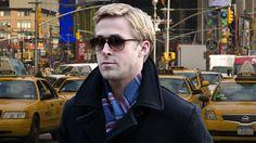 Ryan Gosling in Selima Optique Money 2 Frames
