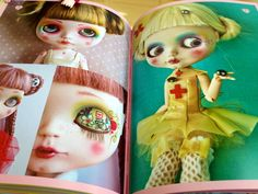 The Doll Scene – Where a doll becomes a canvas for artists around the worldThe Doll Scene: An International Collection of Crazy, Cool, Custom-Designed Dolls   by Louis Bou Rockport Publishers 2014, 256 pages, 6.8 x 8.5 x 0.8 inches (paperback) $18 Buy a copy on AmazonDolls aren't only for kids, especially when we're talking about Blythe, Pullip, Monster High and other super cute, mostly Japanese-inspired dolls. Artists from around the world use these ball-jointed dolls (flexible and made to…
