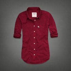 Micro Check Shirt | Abercrombie.com | Check out our Pin To Win Challenge at http://on.fb.me/UfLuQd