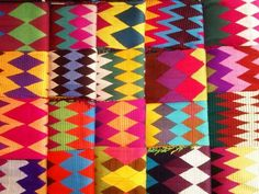 In love with Rangrang woven from Bali