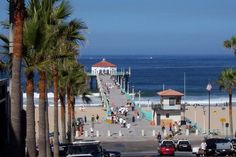 The Manhattan Beach Pier: It's a lousy spot to find a dead body. Then again, is there a good spot?