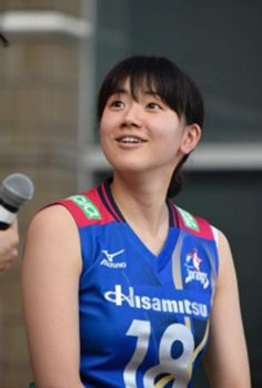 Japanese Beauty, Female Athletes, Volleyball, Girls, Women, Athlete, Little Girls, Women Athletes, Daughters