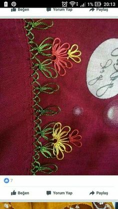 This post was discovered by Zeynep zeynep. Discover (and save!) your own Posts on Unirazi. Ribbon Embroidery, Embroidery Designs, Crochet Unique, Pet Shop Boys, Crochet Borders, Needle Lace, Lace Making, Bargello, Vintage Fabrics