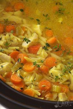 Crock Pot Soup, Slow Cooker Soup, Slow Cooker Recipes, Soup Recipes, Chicken Recipes, Cooking Recipes, Crockpot Recipes, Healthy Recipes, Crockpot Dishes