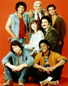 Welcome Back, Kotter, also loved Mash, Three's Company, Bob Newhart, Colombo, Carol Burnett show,  Mission Impossible, Johnny Carson, Mary Tyler Moore, ...