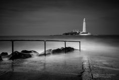 St Mary's Lighthouse, Whitley Bay by David Queenan on 500px