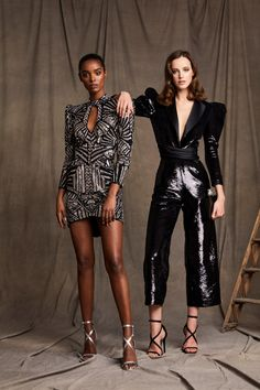 Zuhair Murad Pre-Fall 2020 Fashion Show Collection: See the complete Zuhair Murad Pre-Fall 2020 collection. Look 37 Fashion Week, Fashion 2020, High Fashion, Fashion Outfits, Men Fashion, Fashion Trends, Style Haute Couture, Couture Fashion, Fashion Menswear
