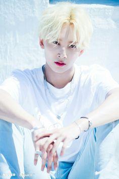 jeonghan ~ a actually angle
