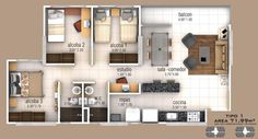 Floor Plans, Google, House, Alcove, Floors, Architecture, Haus, Home, Floor Plan Drawing