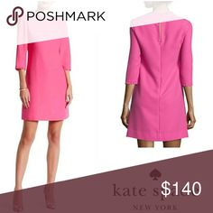 Kate Spade Dizzy Rose Pink Dress, NWT Brand new with tags! Kate Spade Dresses