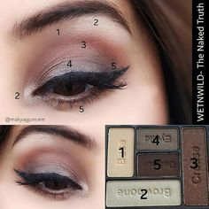 When it comes to playing around with eyeshadow palette it is not only important to choose proper shades. It is also important to be aware of the ways different palettes should be applied in. In case you still do not know the difference between sole shades, duos, trios, quads, and quintets – you have come to the right place! #makeup #makeuplover #makeupjunkie #eyeshadow #palette