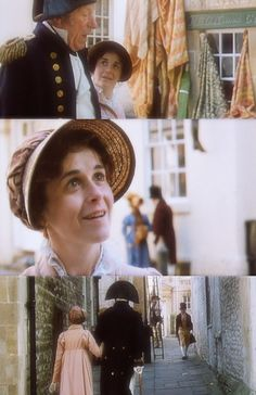 """Poor Frederick!"" said he, at last. ""Now he must begin all over again with somebody else… Do not you think, Miss Elliot, we had better try to get him to Bath?"" Persuasion, Chapter 18"