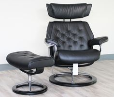 Stressless Magic Recliner In Paloma Leather Color