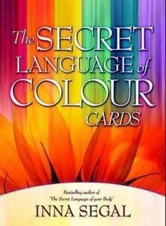 Can't decide what to wear for a date or interview? This deck can give practical advice on colour selection, or can effectively be used in colour healing. The Secret Language of Colour Cards by Inna Segal, http://www.amazon.com/dp/0980740606/ref=cm_sw_r_pi_dp_K1e9rb075MFTR