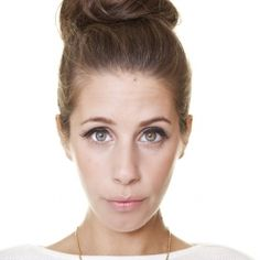 Watch this step by step modern sixties make-up tutorial with twiggy eyes, a liner flick and messy top knot.