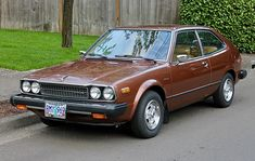 1979 Honda Accord LX Hatchback