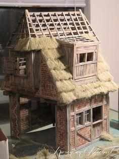 Wonderful Home Decor DIY Diorami, Wireframe
