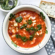 La soupe minestrone, c Exactement, Sauce Tomate, Le Chef, Genre, Chana Masala, Cheeseburger Chowder, Pesto, Bob, Ethnic Recipes