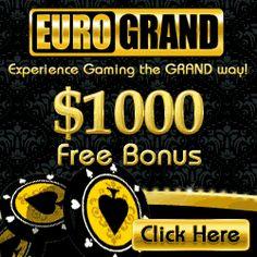 Eurogrand казино-онлайнi азартные игры законодательство лото