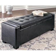 fad3df0f774a9213c712e4868de8b122 - Better Homes & Gardens Pintucked Storage Bench