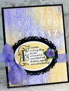 Amazing Paper Grace stamps by Becca Feeken, with Copic cardmaking tutorial.