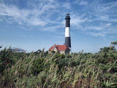 Fire Island Lighthouse, Captree Island, NY