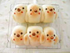 Chick Bread. How would you like to eat a chicken sandwich using this bread?